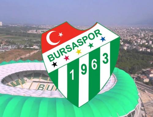 Bursaspor Soyunma Odası